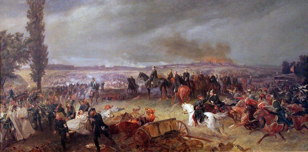 Deutscher Krieg, 1. Bismarckscher Reichseinigungskrieg